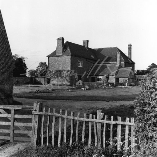 Farley Farm House, Chiddingly, East Sussex, England 1950 by Lee Miller