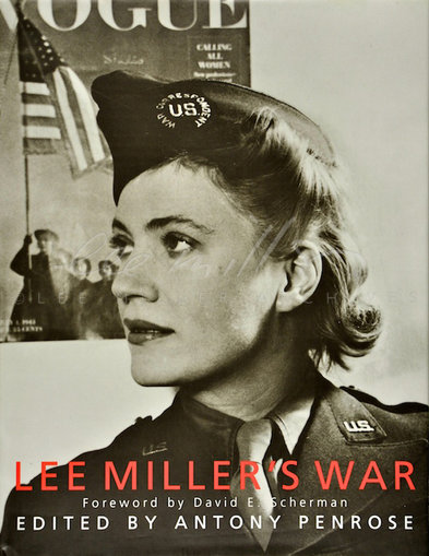 Lee Miller's War hardback book cover