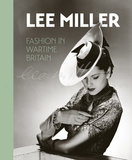 Cover of Lee Miller Fashion in Wartime Britain book
