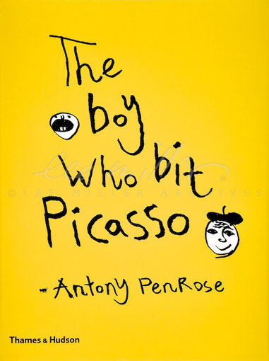 Bookcover of the Publication - The boy who bit Picasso by Antony Penrose